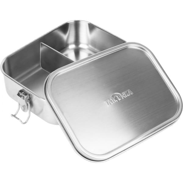 Tatonka Lunch Box II Lock 800 ml - Edelstahl-Proviantdose stainless - Bild 1