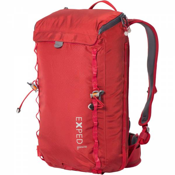 EXPED Mountain Pro 20 - Rucksack ruby red - Bild 4