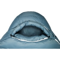 Vorschau: Grüezi Bag Biopod Down Hybrid Ice Cold - Daunen- & Wollschlafsack platin grey - Bild 5