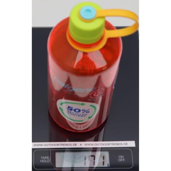 Nalgene Enghals Sustain Trinkflasche 1 Liter - Bild 13