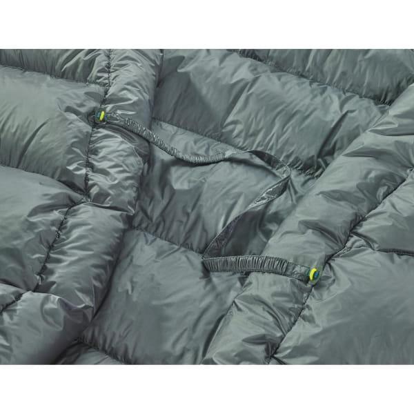 Therm-a-Rest Vesper 45F/7C Quilt - Daunendecke storm - Bild 7