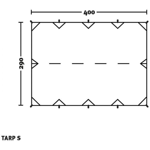 Wechsel Tarp S - Zero-G Line green - Bild 2