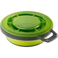 Vorschau: GSI Escape Bowl + Lid - Falt-Schüssel mit Decke green - Bild 11
