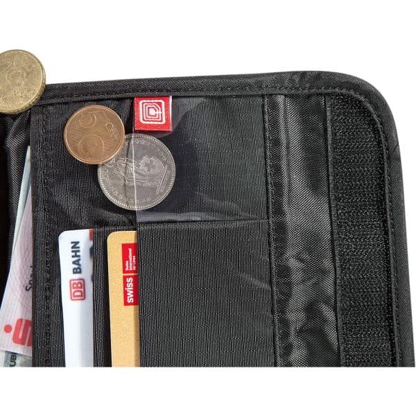 Tasmanian Tiger Passport Safe RFID B - Geldbörse black - Bild 8