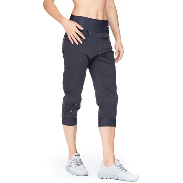 Chillaz Women's Fuji 3/4 Pants - Kletterhose black - Bild 10
