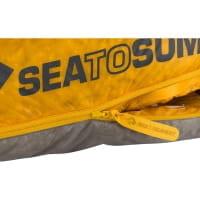 Vorschau: Sea to Summit Spark SpIV - Schlafsack dark grey-yellow - Bild 5