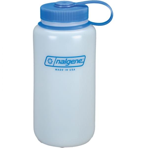 Nalgene Weithals HDPE Trinkflasche 1 Liter weiß - Bild 1