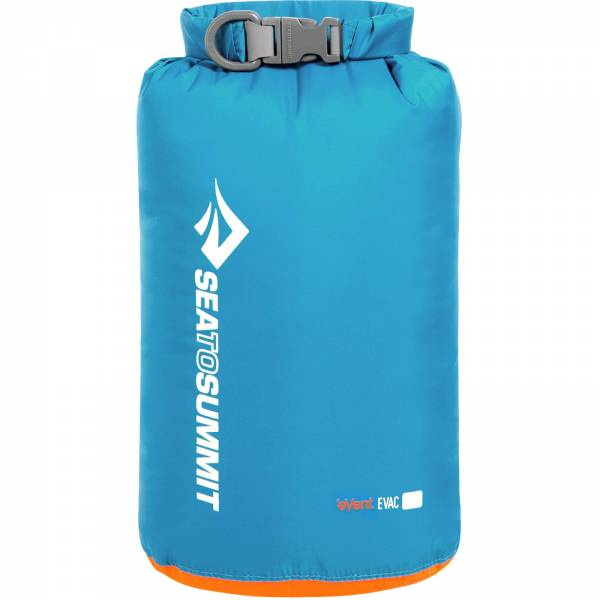 Sea to Summit eVAC Dry Sack - eVent Packsack blue - Bild 1