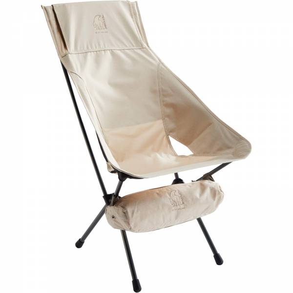 Nordisk X Helinox Lounge Chair - Faltstuhl natural - Bild 2