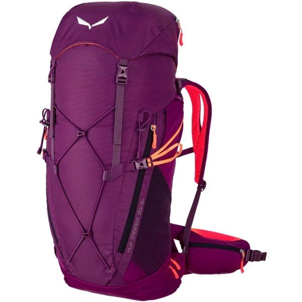 Salewa Alp Trainer 30+3 Women - Wanderrucksack dark purple - Bild 5