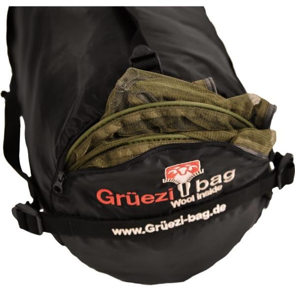Grüezi Bag Biopod Wolle Survival  - Wollschlafsack greenery - Bild 6
