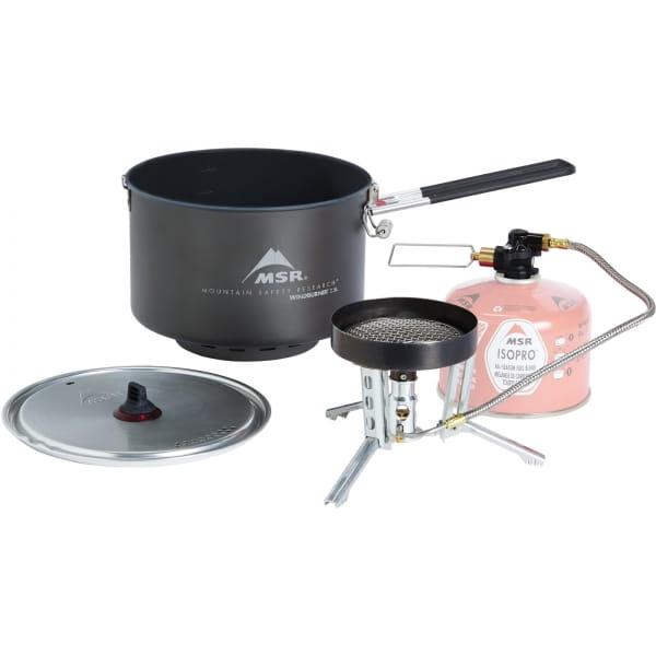MSR WindBurner Group - Kochersystem - Bild 1