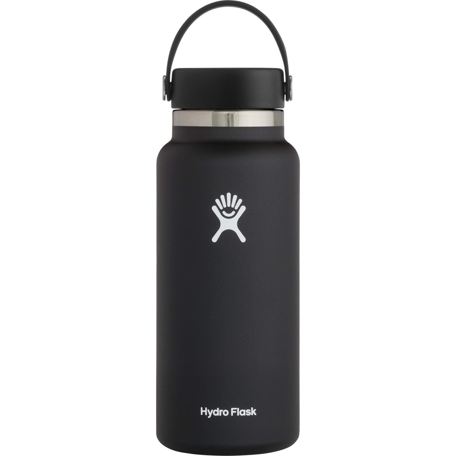 Hydro Flask 32 oz Wide Mouth - Thermoflasche black - Bild 1