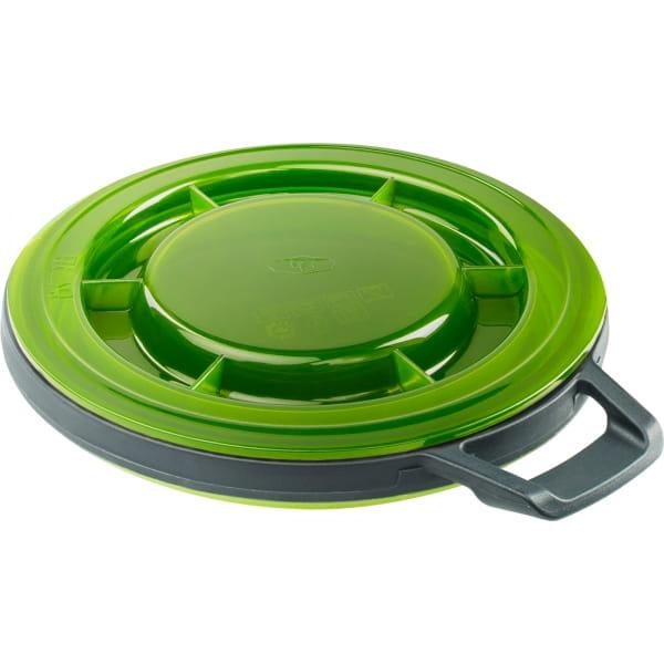 GSI Escape Bowl + Lid - Falt-Schüssel mit Decke green - Bild 12