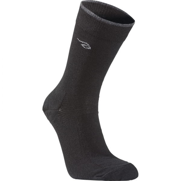 IVANHOE Wool Sock - Outdoor-Socken black - Bild 3