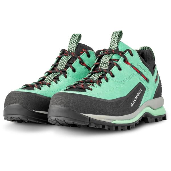 Garmont Women's Dragontail Tech GTX - Approach Schuhe green-red - Bild 3