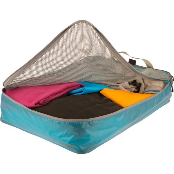 Sea to Summit TravellingLight™ Garment Mesh Bags Größe L blue-grey - Bild 1