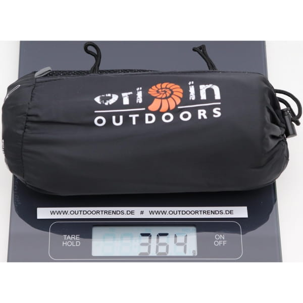 Origin Outdoors Sleeping Liner Poly-Baumwolle - Deckenform - Bild 13