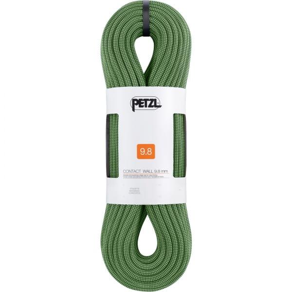 Petzl Contact Wall 9.8 mm - Hallenseil green - Bild 4