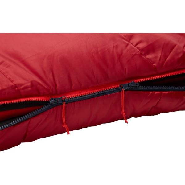 Wechsel Tents Stardust 10° M - Schlafsack red dahlia - Bild 11