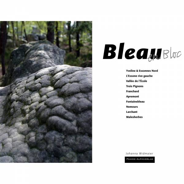 Panico Verlag Bleau en Bloc - Boulderführer - Bild 2