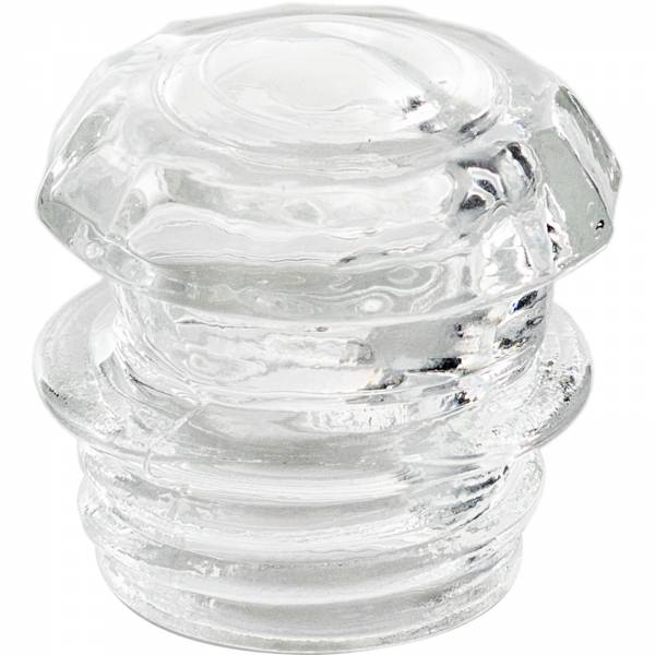 Petromax Glasknauf für Edelstahlperkolator LE14 und LE28 - Bild 1