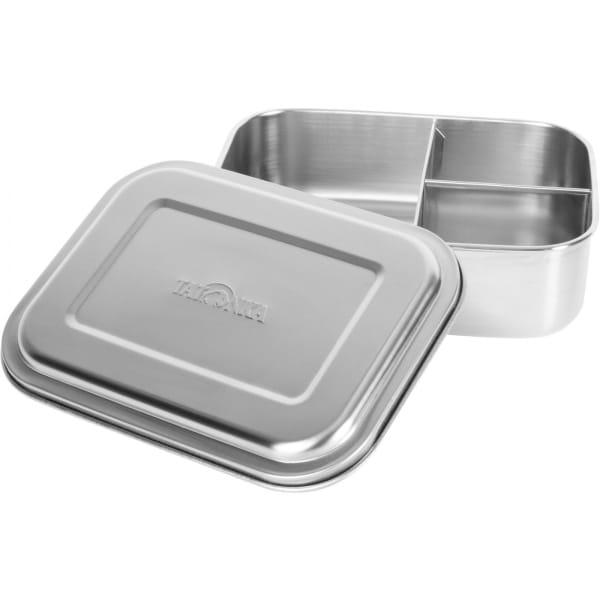 Tatonka Lunch Box III 1000 ml - Edelstahl-Proviantdose stainless - Bild 1