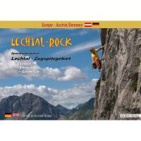 Gebro Verlag Lechtal Rock - Kletterführer