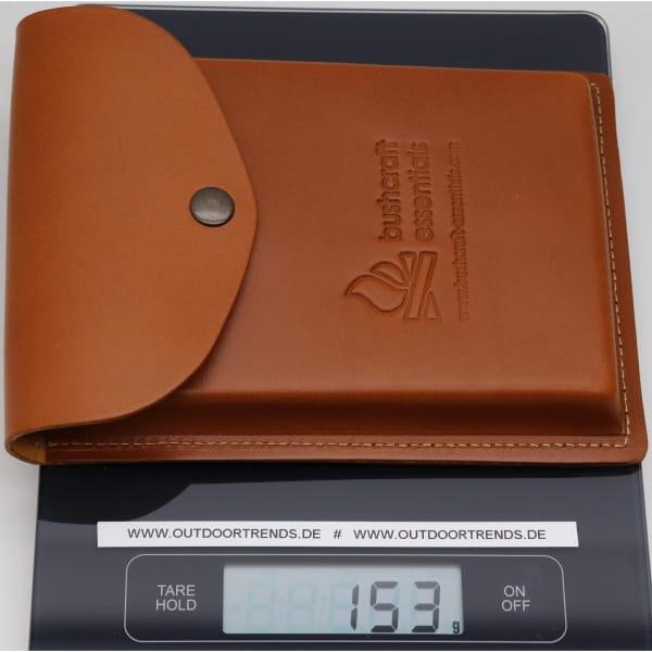 bushcraft essentials Ledertasche XL - Bild 4