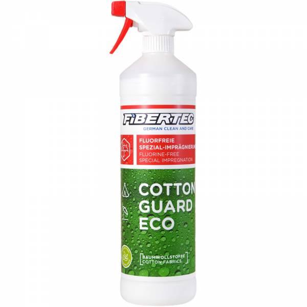FIBERTEC Cotton Guard Eco 1 Liter - Baumwollimprägnierung - Bild 1