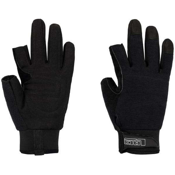 LACD Gloves Pro 23 - Klettersteighandschuhe black - Bild 1