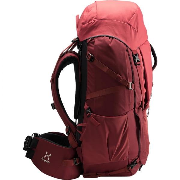 Haglöfs Ängd 60 Women's - Trekkingrucksack light maroon red-brick red - Bild 6