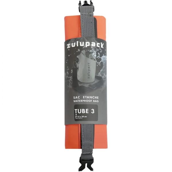 zulupack Tube 3 - Trockensack fluo orange - Bild 2