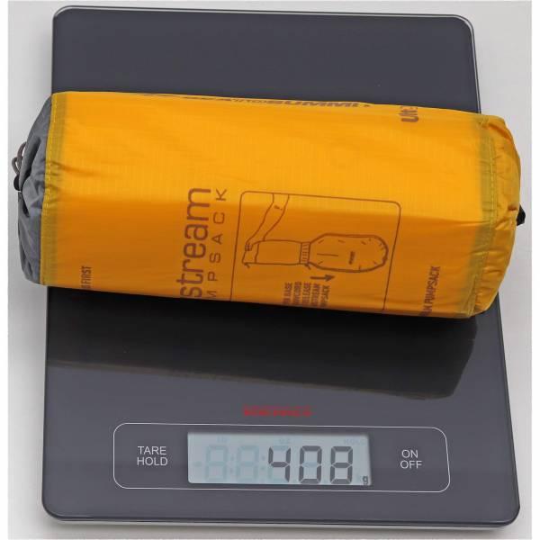 Sea to Summit Ultralight Air Mat - Schlafmatte yellow - Bild 2