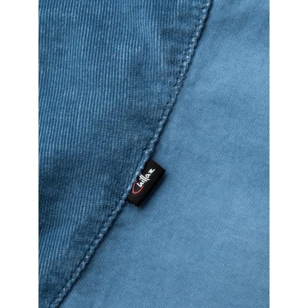 Chillaz Men's Rofan Cord Mix - Klettershorts blue - Bild 3