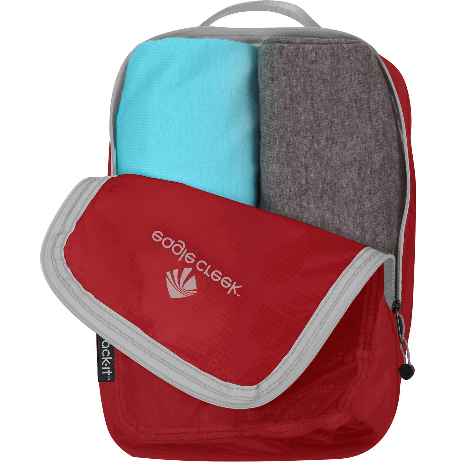 Eagle Creek pack-it Specter Cube Small volcano red - Bild 8