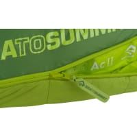 Vorschau: Sea to Summit Ascent AcII - Schlafsack moss-spruce - Bild 6