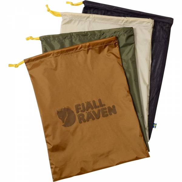 Fjällräven Packbags - Flachbeutel Set earth - Bild 1