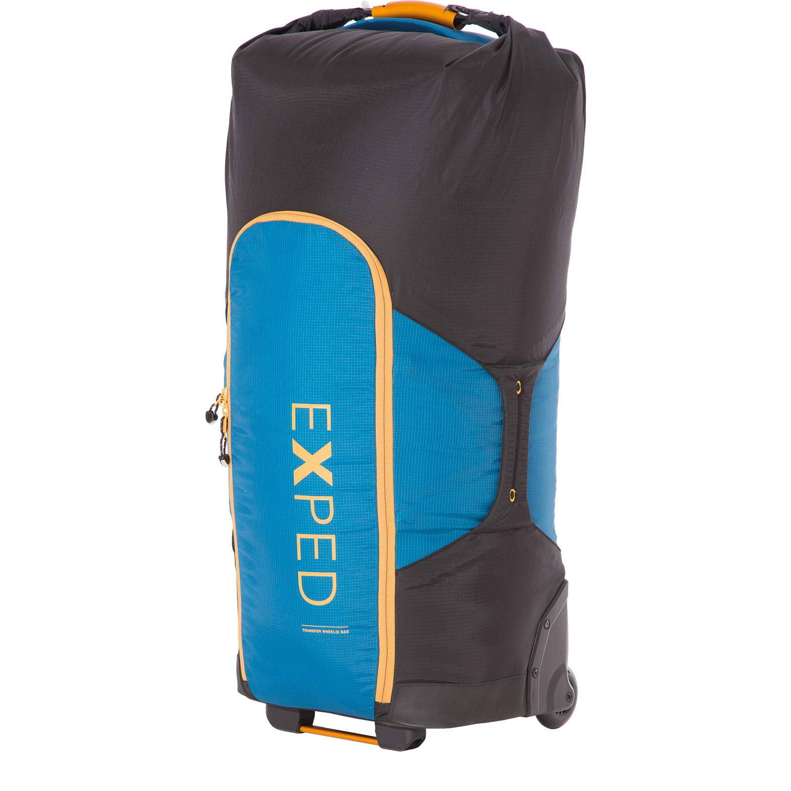 EXPED Transfer Wheelie Bag - Rucksackhülle auf Rädern sea blue-black