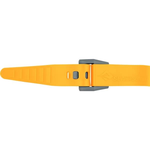 Sea to Summit Stretch-Loc Set - Spannbänder yellow - Bild 8