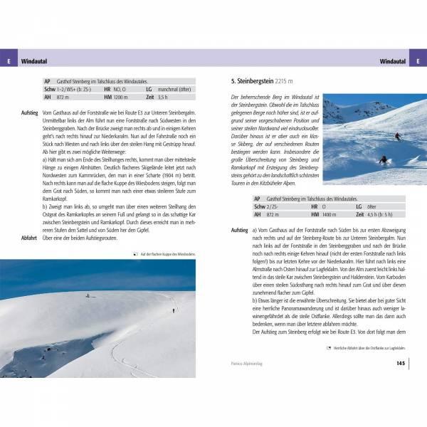 Panico Verlag Kitzbühler Alpen - Skitourenführer - Bild 6