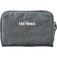 Vorschau: Tatonka Big Plain Wallet - Geldbörse titan grey - Bild 1