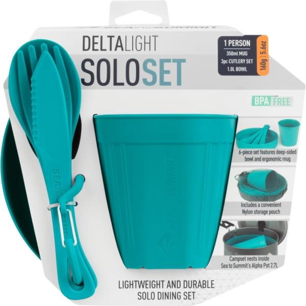 Sea to Summit DeltaLite Solo Set 1.1 - Geschirrset pacific blue - Bild 14