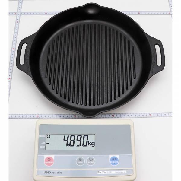 Petromax Grill-Feuerpfanne gp35h - Grillpfanne - Bild 3