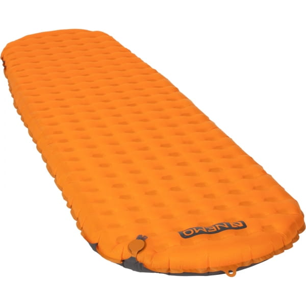 NEMO Tensor Alpine Insulated Mummy - Schlafmatte mountaineering orange - Bild 1
