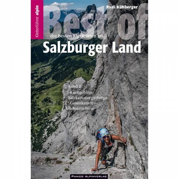 Panico Verlag Best of Salzburger Land Band 2 - Kletterführer - Bild 1