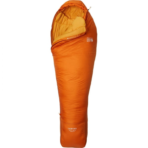 Mountain Hardwear Lamina 0F/-18°C - Kunstfaserschlafsack instructor orange - Bild 2