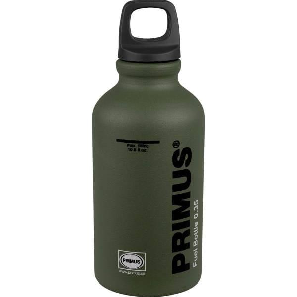 Primus 350er Brennstoffflasche mit Standardverschluss - 300 ml olive - Bild 1