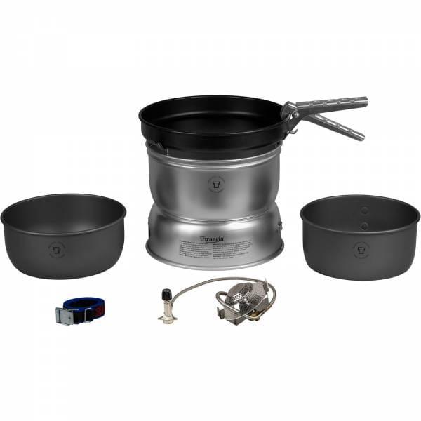 Trangia Sturmkocher Set groß - 25-9 UL-HA - Gas - ohne Wasserkessel - Bild 1