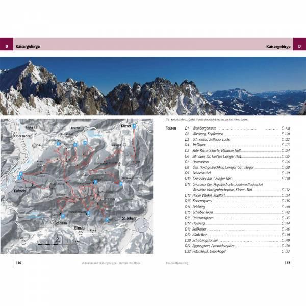 Panico Verlag Bayerischen Alpen - Skitourenführer - Bild 7